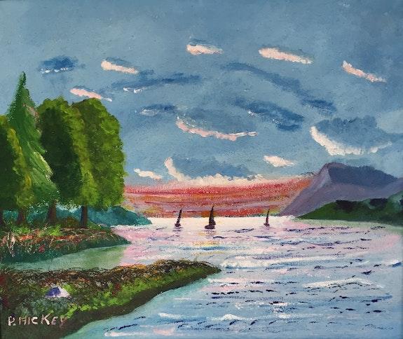 Seascape. Patrick Hickey Patrick Hickey