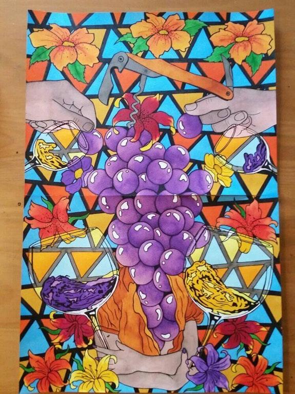 Grape. Suro Suro