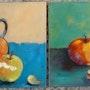 Les pommes. Mioara Gaubert
