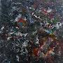 Pich'magic abstract art n° 121. Pich