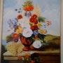 Fleurs coupées. Mioara Gaubert