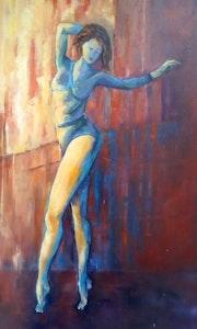 La danseuse. Mioara Gaubert