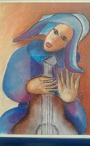 Troubadour. Mioara Gaubert