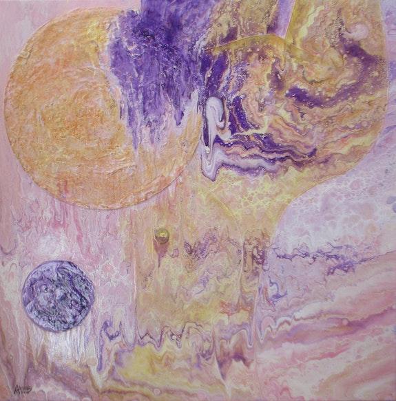 Galactique mont de venus 2020. Alessandro Milesi Alexandre Milesi