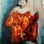 Copie tableau de Sementzeff. Mioara Gaubert