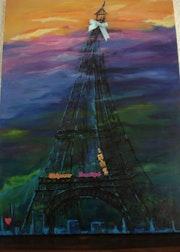 La Tour Eiffel. Mioara Gaubert