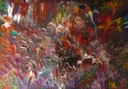 Pich'magic abstract art n°129.