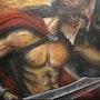 300 (Leonidas, roi des Spartiates). Marc Haumont