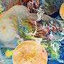 Le cosmos naissence de vénus. Alexandre Milesi