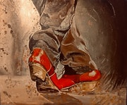 Zapateado flamenco. Isabelle Garcia - Art'ig