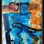 «Bow tie». Joan Pascuti