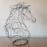Arabian horse. Sarmis