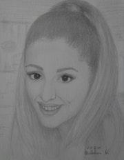 Ariana Grande. Baloban Nadège