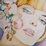Peinture a l'huile sur toile par Henry Prost artiste coté. Prost's Art