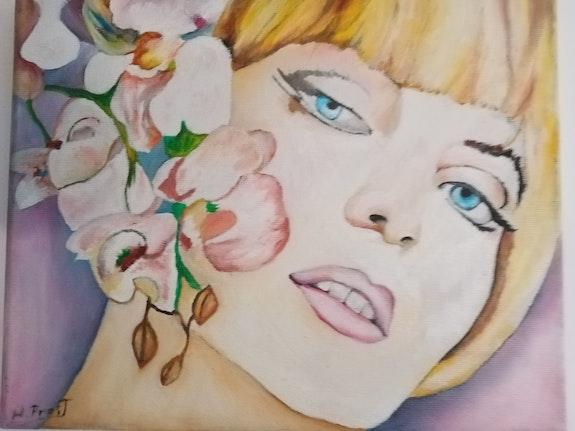 Peinture a l'huile sur toile par Henry Prost artiste coté. Henry Prost Prost's Art