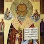 Saint Nicolas de Myra. Jean-Claude Geslain