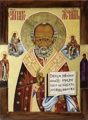 Saint Nicolas de Myra.