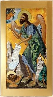 Le décollement de Saint Jean Baptiste. Jean-Claude Geslain