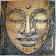 Denken Sie daran, asiatisch Buddha1. Juliette Carlier