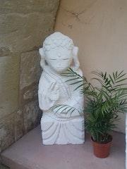 Bouddha. Lucien Darkam