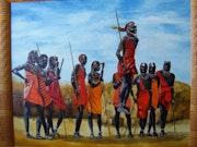 The Maasai.