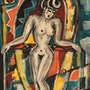 Soul in Balance - Original Gemälde - Jacqueline_Ditt. Universal Arts Galerie Studio Gmbh
