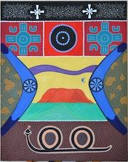 Soñando aborígenes.