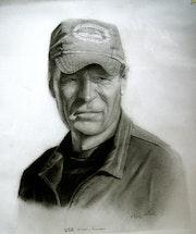 The FireMan. Terry Morris
