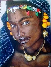 Fulani woman 2.