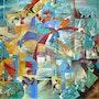 To each color. Bernard Darbefeuille