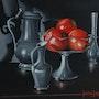 Manzanas y estaño. Jean-Claude Jeannin