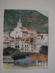 Cadaqués ciudad dali pintor seignor surrealista de gran valor.