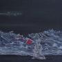 Femme et «mer»… Déesse fragile. Chantal Roussel Roggia