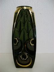Art deco vase attributed to Henry for heemskerk Scailmont. Claudine De Vuyst