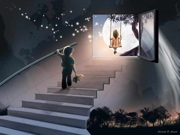 Le rêve n'est pas si loin…. Christelle Dautreix-Aitsiali Christelle D-Aitsiali