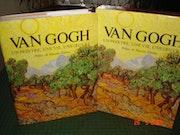 Van Gogh a painter, a life, a work.