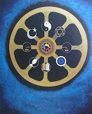 La vida religiosa de la rueda..