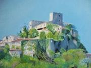 Del pueblo en la Dordogne.