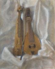 Orientalische Instrumente. C 03. Artextenso - Fine Art Editions