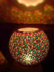 "Mosaic Lamp - Fragrance Lamp ""harmony""."