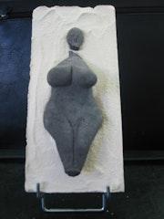 Palaeolithic Venus abused. Frédéric Brissinger