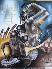 Ndapiare u origen de la Biery. Claude Emane