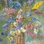 Floral still life. Axel Zwiener