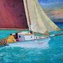 Une promenade en bateau. Marc Lejeune