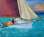Un viaje en barco.