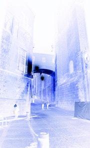 Serie Azul Toledo - Toledo Blue.