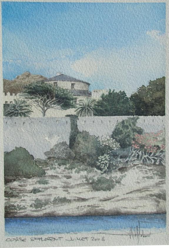 Corse, Saint Florent.  Philippe Sabardu