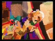 Flamenco-Tänzerin l. Hender Gutierrez