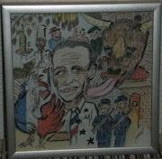 M. Le président en Alsace. Jamart