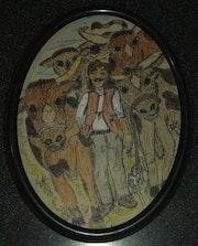 Le paysan. Jamart